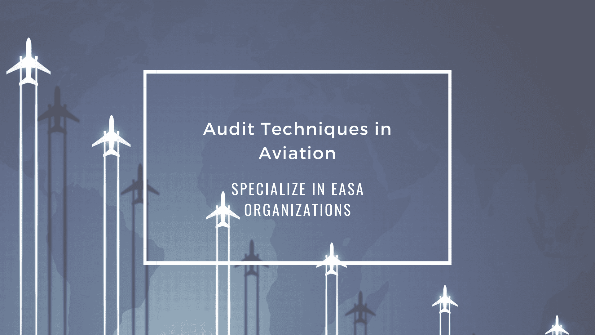 Audit Techniques in Aviation